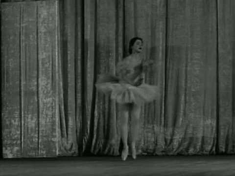 THE NUTCRACKER – Sugar Plum Fairy (Maximova, 1958)