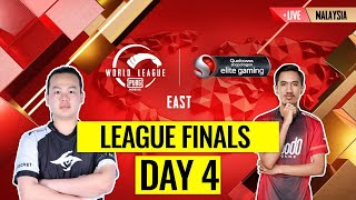[MALAY] PMWL EAST - League Finals Day 4   PUBG MOBILE World League Season Zero (2020)