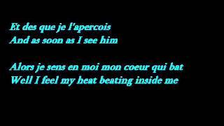 Edith Piaf   La Vie En Rose Lyrics   French   English Translation   YouTube