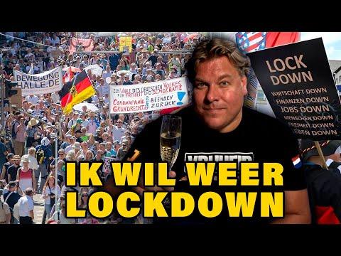 Ik wil weer lockdown