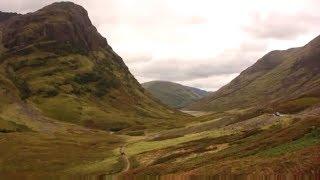 The Battlefields of Glencoe - The Massacre of Glencoe Scotland