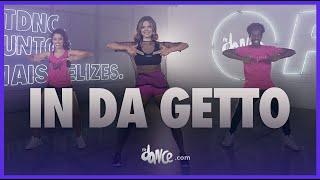 In Da Getto  - J. Balvin, Skrillex  | FitDance (Coreografia) | Dance Video