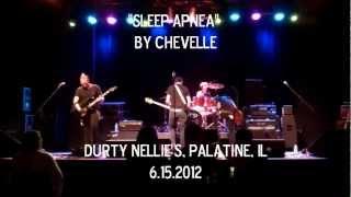 Fist to the Sky - Sleep Apnea (Chevelle cover)