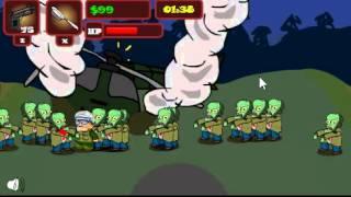 Zombie town - spel