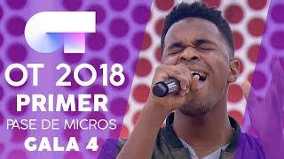 """""""TAKE ME TO CHURCH"""" - FAMOUS   Primer Pase De Micros Gala 4   OT 2018"""