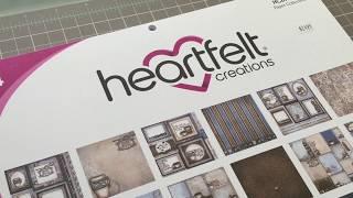 Heartfelt Creations Collab W/poetspice January 30, 2018