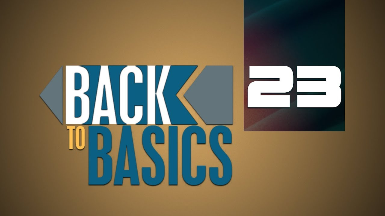 Back to Basics | Xmas Special: Schooling Who?