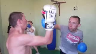 Тренировка по тайскому боксу в Броварах