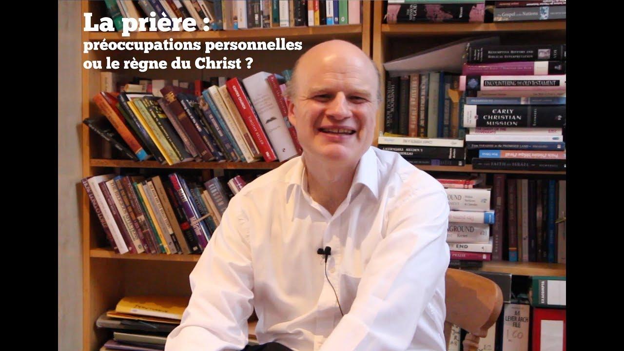 La prière : préoccupations personnelles ou le règne du Christ ? (Ac 13.1-3)