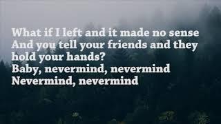 Dennis Lloyd    Nevermind (Fast Chipmunks Lyrics)