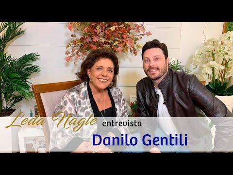 Danilo Gentili conversou com Leda Nagle sobre a sua condenação por injúria