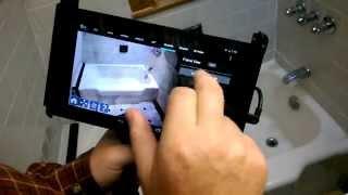 DPI-7 Bath Tub Scan: Real-Time 3D Capture, Review, & Measurement