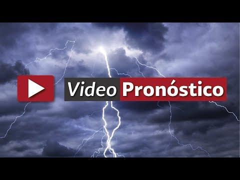 Preve SMN tormentas intensas y granizadas en occidente del país