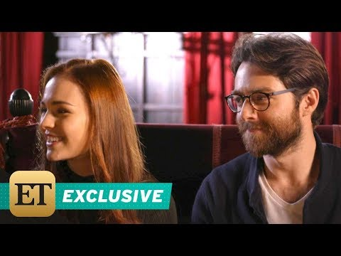 EXCLUSIVE: 'Outlander's Sophie Skelton & Richard Rankin Talk Bree and Roger's Season 3 Relationsh…