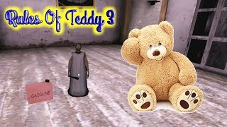 Tiny Granny And The Rules Of Teddy 3