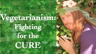 Vegetarianism: Fighting for the Cure (Funny) - Ultra Spiritual Life episode 15 - with JP Sears