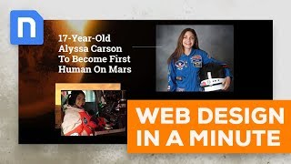 First Human On Mars