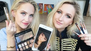 KYLIE JENNER MAKEUP WRONG HAND  BLONDE TIGERS