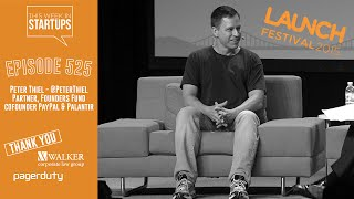 Peter Thiel on being a contrarian