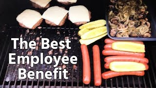 The Best Employee Benefit