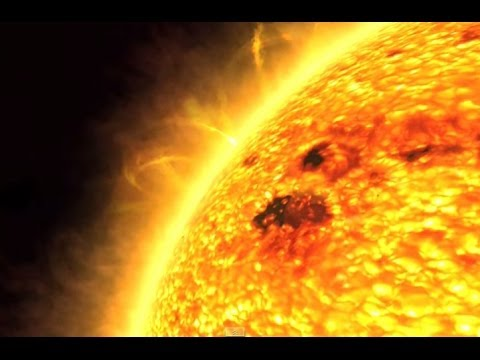NASA: CARRINGTON CLASS SOLAR FLARE NARROWLY MISSED, WREAKING HAVOC ON EARTH IN 2012 (APR 28, 2014) Mp3