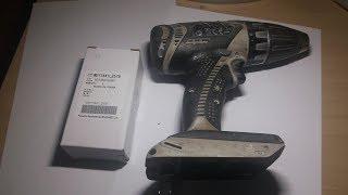 Panasonic EY7441 Repair  (brush replacement) Full Tutorial