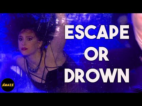 Magician Almost Drowns Before Escaping | Next Great Magician | Amaze (видео)