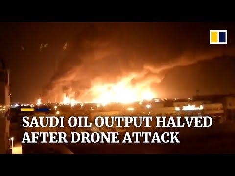 ATTACKS ON SAUDI OIL FACILITIES