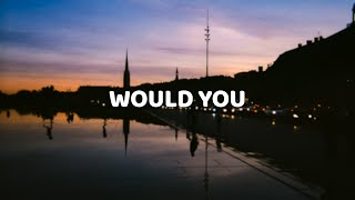 Cameron Dallas - Would You (Lyric Video)
