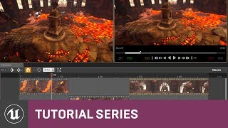 Using The Viewport - #4 Unreal Engine 4 Level Design