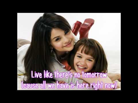 Live Like There's No Tomorrow (Song) by Selena Gomez