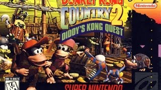Donkey Kong Country 2: Diddy's Kong Quest Video Walkthrough