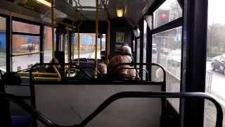 preview picture of video 'Centrebus Plaxton Dennis Dart 522 W922 JNF Route 19 Luton Circular Via Wigmore Lane'