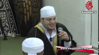 Syeikh Yasir Al- Syarqawi   Tarannum Imam Mesir Malam Pertama Madinah Ramadhan 1436H