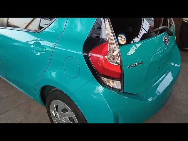 Toyota Aqua G 2017 for Sale in Rawalpindi