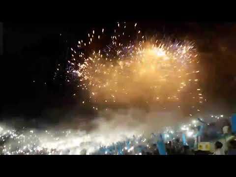 """""""Recibiemto clásico 189 / Blooming / Los Chiflados"""" Barra: Los Chiflados • Club: Blooming"""