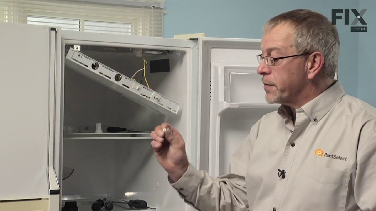 Replacing your Kenmore Refrigerator Defrost Timer