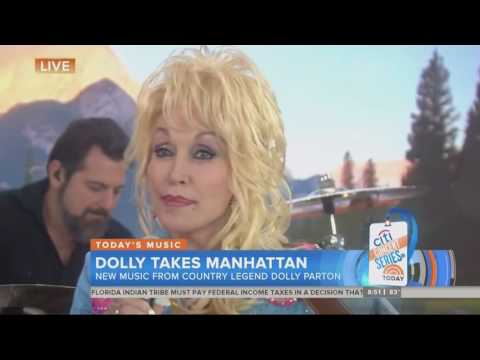 Dolly Parton - Pure & Simple (with Interview) - Today - August 24, 2016 Mp3