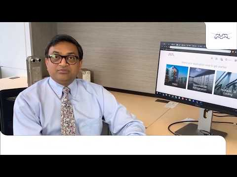 How to select a heat exchanger with the Online Tool