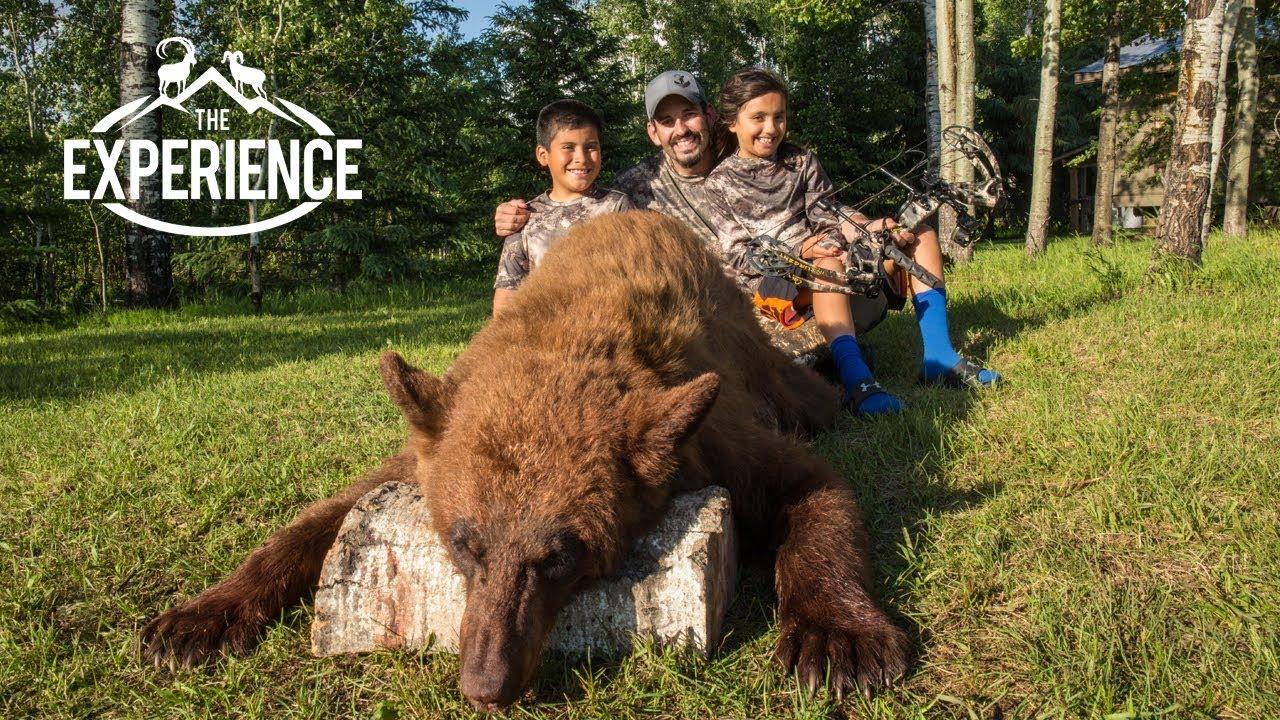 Saskatchewan Black Bear with Mark Peterson