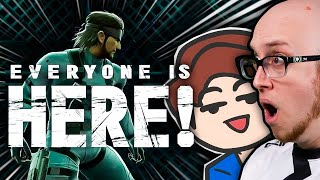Smash Bros Ultimate Reaction (ft. PG