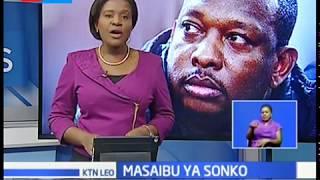 Sonko alazwa hospitali ya Kenyatta baada ya kuugua akaiwa gereza la Kamiti