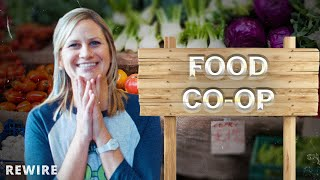 Food Cooperative vs. Grocery Store: What