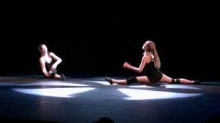 Chandelier - danse moderne - Atelier d
