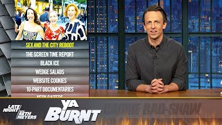Ya Burnt: Sex and the City Reboot, Dry January