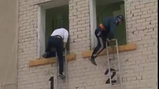 Противопожарная служба Самарской области провела конкурс по прикладному спорту среди сотрудников