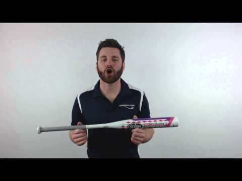 Louisville Slugger Diva Youth Fastpitch Softball Bat: FPDV151