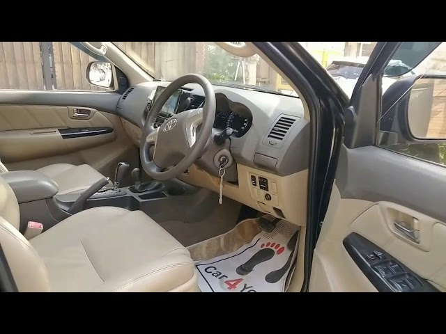 Toyota Fortuner TRD Sportivo 2014 for Sale in Lahore