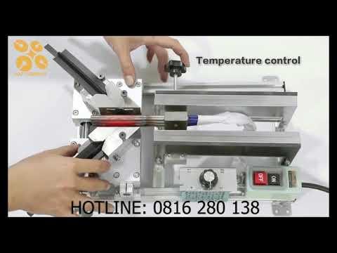 Máy hàn gioăng tủ lạnh (khuôn đơn)