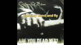 We're Not Gonna Fall - Children of Bodom WITH LYRICS